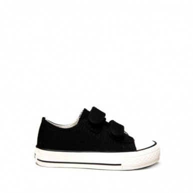 BASKET BABY VELCRO BLACK