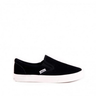 URBAN SLIP-ON SERRAJE BLACK