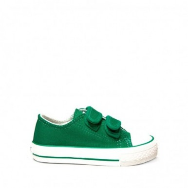 BASKET BABY VELCRO GREEN