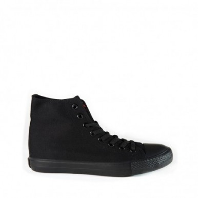 BASKET BOTA ALL BLACK