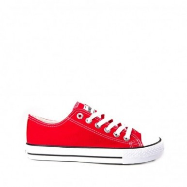 BASKET CLASSIC RED