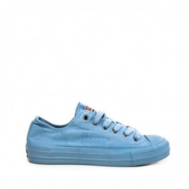BASKET SUELA COLOR P.BLUE